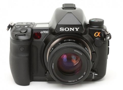 Sony hứa sẽ ra mắt máy ảnh full-frame mới