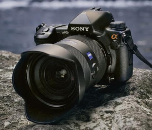 Sony không ra DSLR tại triển lãm PMA