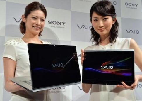 Sony khuyến cáo nguy cơ cháy nổ với pin laptop Vaio