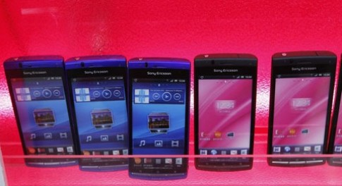 Sony mua toàn quyền kiểm soát Sony Ericsson