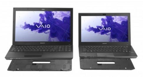 Sony nâng cấp cho loạt máy tính Vaio