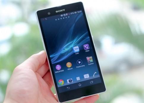 Sony nâng cấp phần mềm cho Xperia Z và ZL
