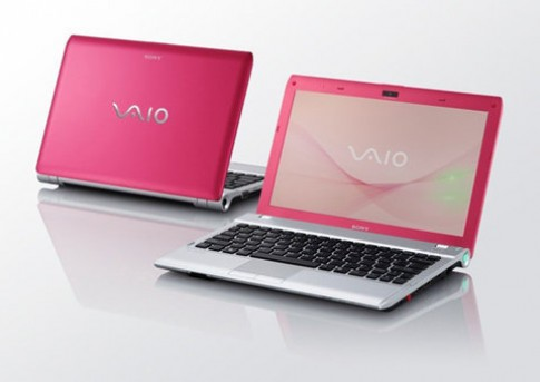 Sony nâng cấp Vaio S, Y series với chip Intel và AMD