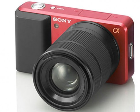 Sony NEX-3 hai tháng nữa hết hàng