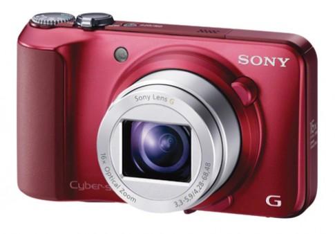 Sony ra 5 máy compact siêu zoom mới