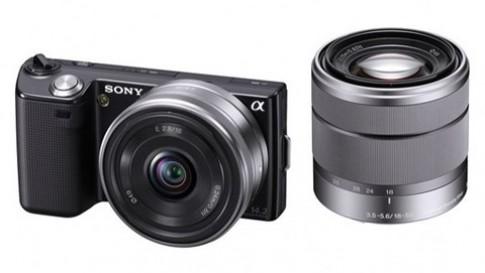 Sony ra bộ đôi camera 'siêu compact'