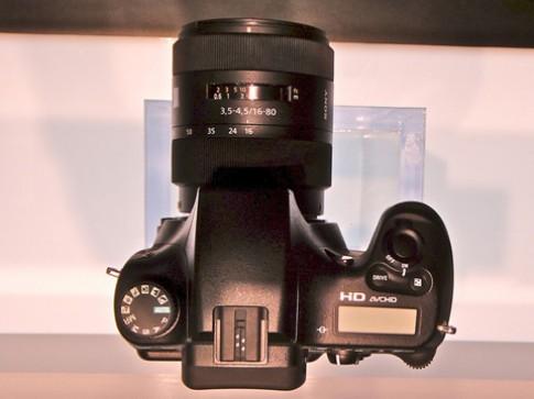 Sony sắp có một loạt máy DSLR mới