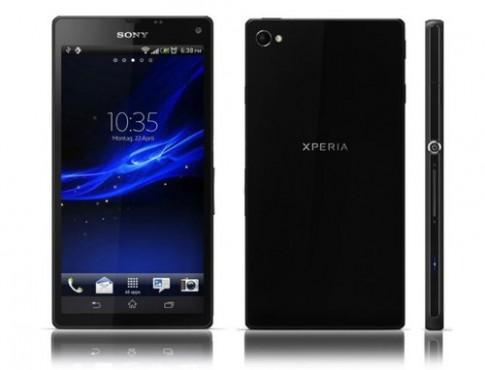 Sony sắp ra bản sao giá rẻ của Xperia Z chống nước