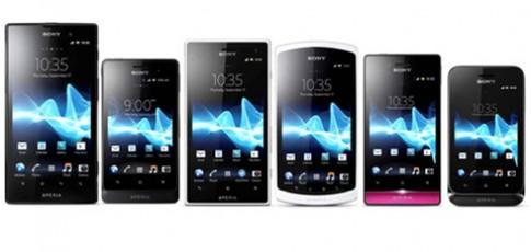 Sony sẽ bán 6 smartphone Xperia mới ở Đông Nam Á