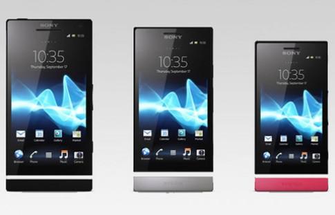 Sony sẽ có smartphone lõi tứ vào đầu năm 2013