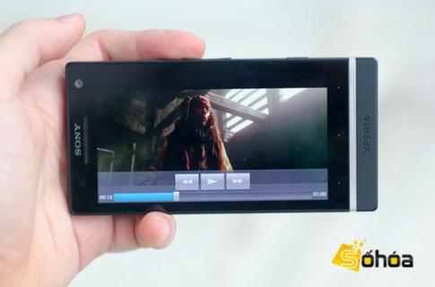 Sony thừa nhận Xperia S dính lỗi màn hình