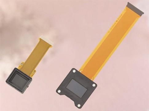Sony tiết lộ về kính ngắm OLED trên NEX-7, A77 và A65