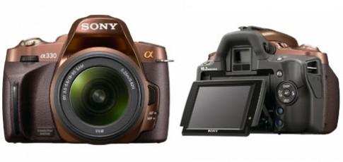 Sony trình làng bộ ba entry-level DSLR