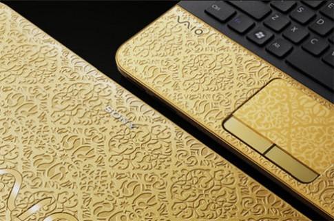 Sony trình làng bộ sưu tập laptop thời trang 2010