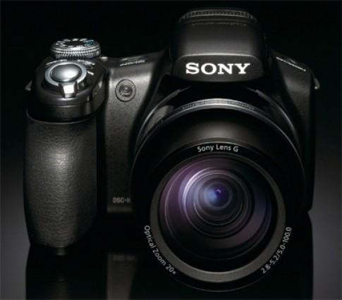 Sony trình làng 'hàng khủng' HX1