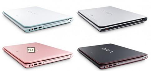 Sony Vaio C mới sẽ dùng chip Ivy Bridge
