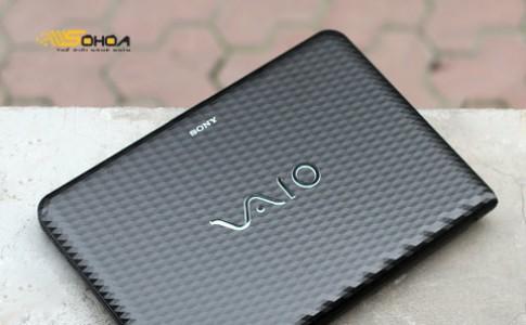 Sony Vaio E 2011 đã có mặt tại VN