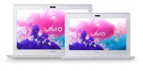 Sony Vaio T ultrabook có giá từ 880 USD