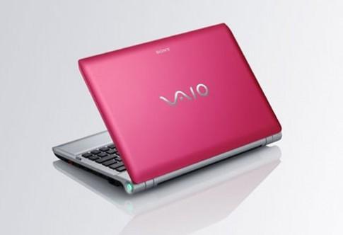 Sony Vaio Y series về VN, giá từ 12 triệu đồng