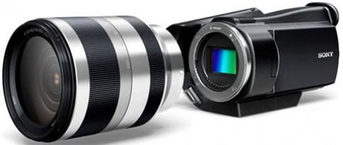 Sony với tham vọng ống kính ngàm E