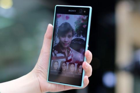 Sony Xperia C3 2 SIM chính hãng có giá 6,99 triệu đồng