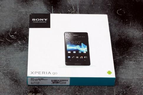 Sony Xperia Go chính hãng 8,5 triệu đồng