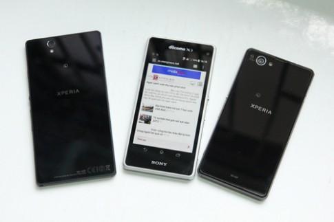 Sony Xperia Z1 phiên bản mini về Việt Nam