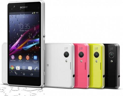 Sony Xperia Z1 thu nhỏ phiên bản quốc tế trình làng