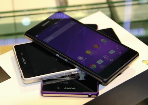 Sony Xperia Z2 đã bán tại Việt Nam, giá 18,5 triệu đồng