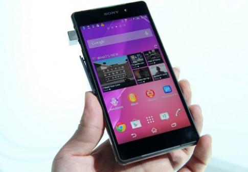 Sony Xperia Z2 - đối thủ nặng ký của Galaxy S5