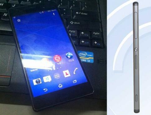 Sony Xperia Z3 sẽ mỏng 7,3 mm