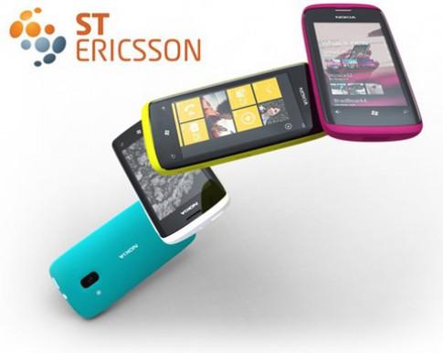 ST-Erisson thay Qualcomm sản xuất chip di động cho Nokia