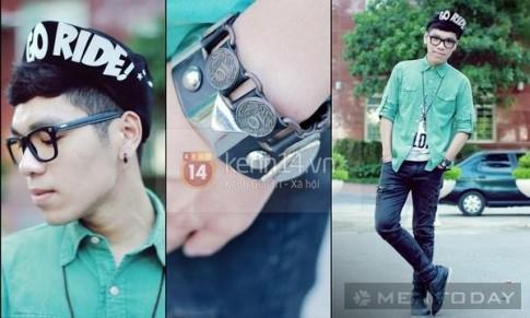 Street style của các chàng trai Việt đầu tháng 7