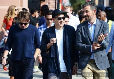 Street style của các quý ông tại New York Fashion Week 2014