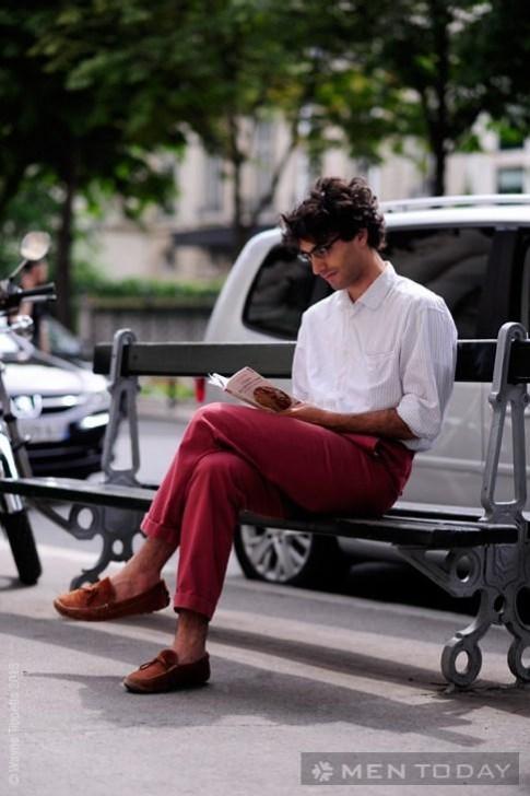 Street style lịch lãm của các quý ông thế giới cuối tháng 7