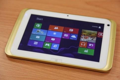 Sử dụng Windows 8 trên máy tính bảng 7 inch