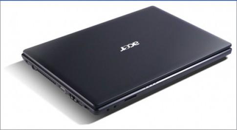 Sức mạnh mới trên Acer Aspire