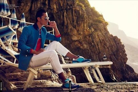 Suit và blazer sắc màu rực rỡ trên GQ