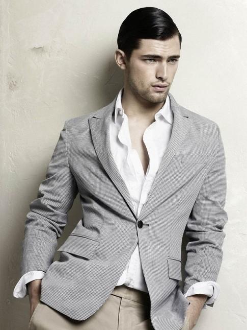 Suit/Blazer vải lanh – Lựa chọn tuyệt vời cho tiết giao mùa