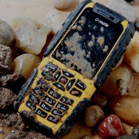 Suntek U-mate A81 - điện thoại 'nồi đồng cối đá'