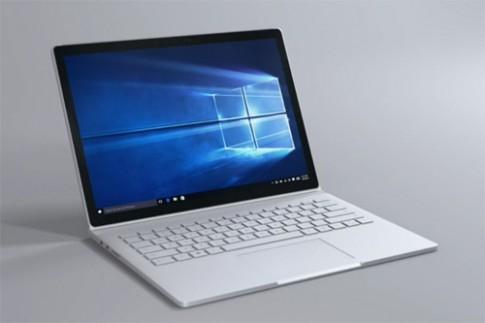 Surface Book - laptop dạng lai, cấu hình mạnh, pin 12 tiếng