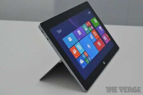 Surface có kết nối 3G ra mắt đầu năm sau