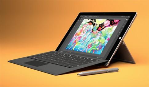 Surface Pro 3 thêm phiên bản Core i7 giá rẻ hơn 250 USD