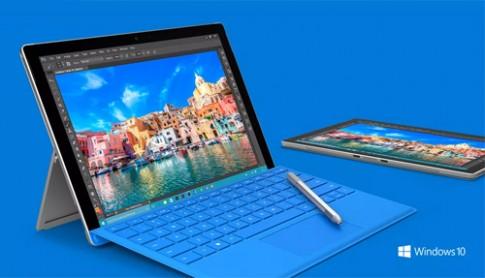 Surface Pro 4 ra mắt với màn hình 12,3 inch, giá từ 899 USD