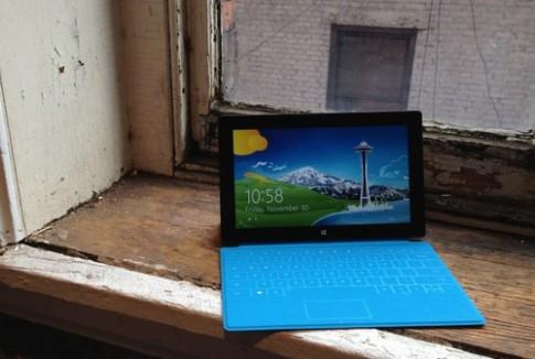 Surface Pro sẵn sàng lên kệ