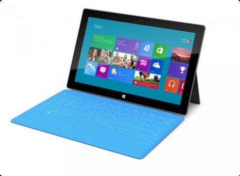 Surface Pro và RT bán thêm tại nhiều thị trường