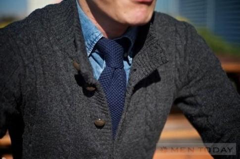 Sweater giản dị và gần gũi cho nam giới
