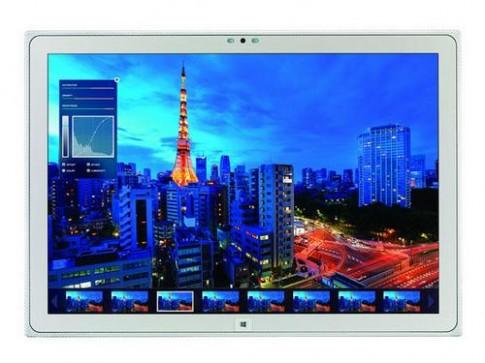 Tablet 20 inch độ phân giải 4K đầu tiên trên thế giới