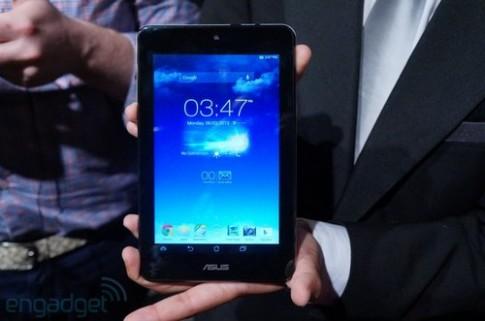 Tablet 7 inch dùng chip bốn lõi giá chưa tới 3 triệu đồng