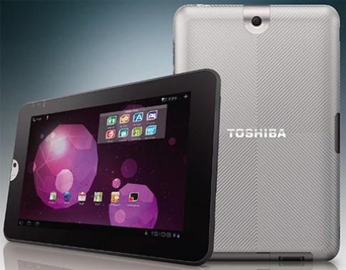 Tablet Android 3.0 của Toshiba giá 723 USD tại Nhật